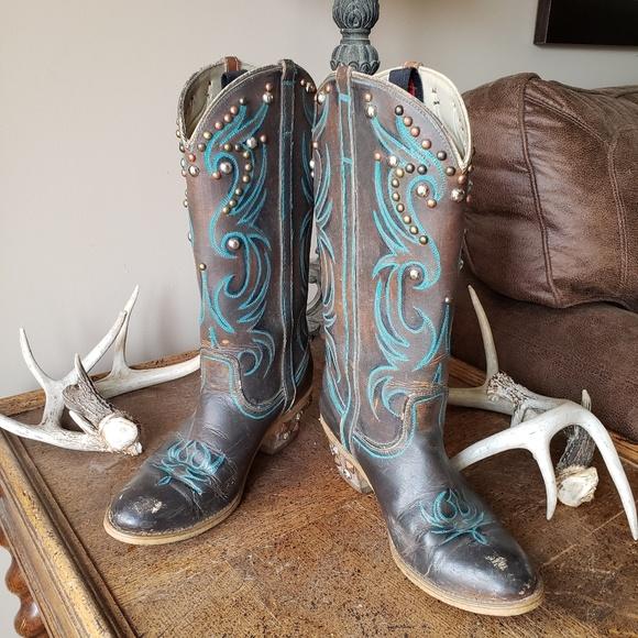 fc0358e45d2 Dingo | Vintage Cowboy Boots